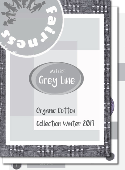 Cover Organic Winter 2019/2020 Grey Line